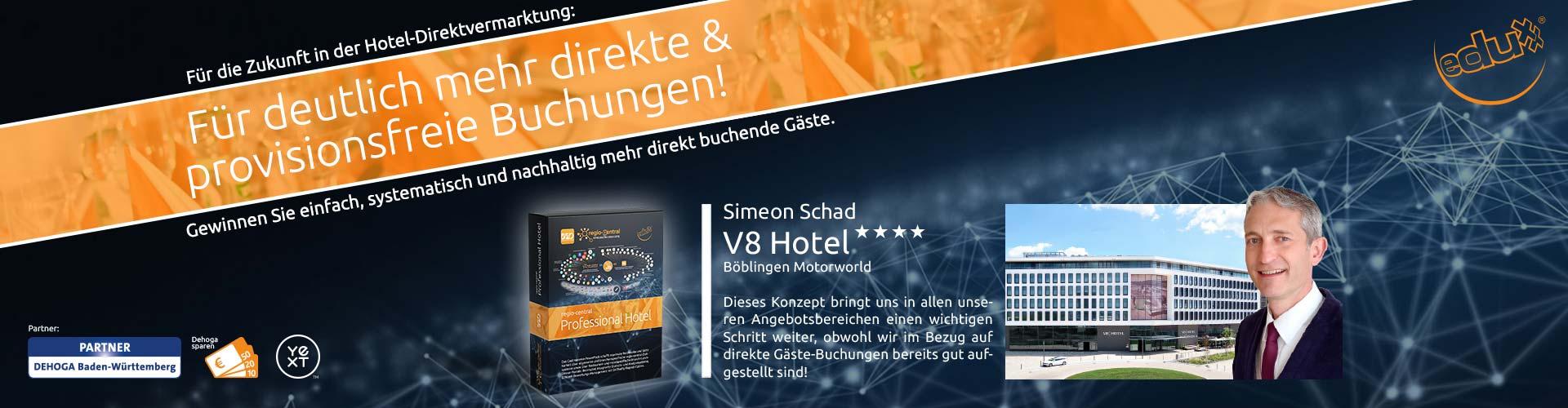 Hotel-Direktmarketing: Direkt-Buchungen provisionsfrei durch organisches Online-Marketing